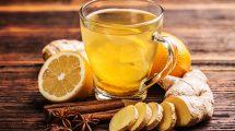 طرز تهیه نوشیدنی با پرتقال و زنجبیل در 5 دقیقه