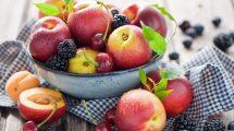 چه زمانی میوه نخوریم؟