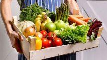 خواص میوه و سبزیجات برای بدن