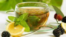 آشنایی با خواص چای سبز با لیمو ترش