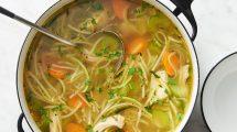مواد غذایی مناسب برای سرماخوردگی