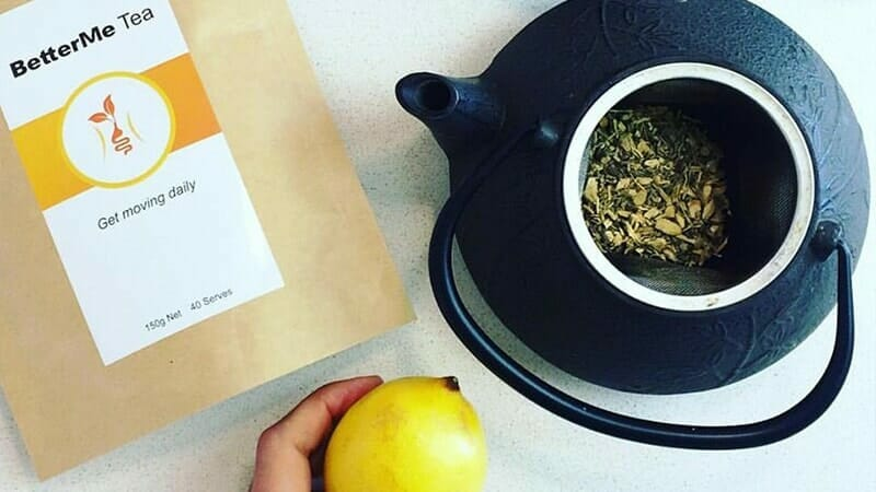 دمنوش زنجبیل لیمو برای پاکسازی پوست