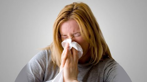 با چند روش ساده آبریزش بینی خود را درمان کنید