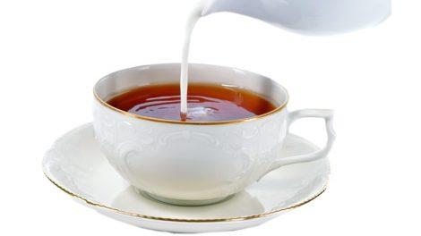 مضرات مخلوط شیر با چای