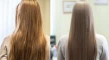روش کراتینه موی سر