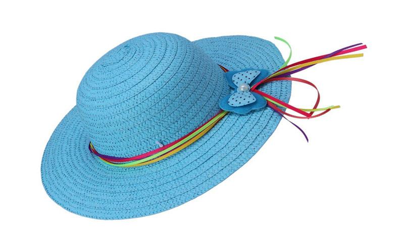 مدل کلاه زنانه روبان دار