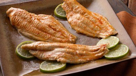 مزه دار کردن ماهی تیلاپیا