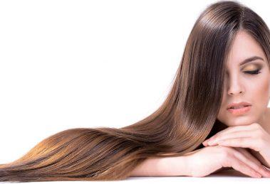 کراتینه مو با مواد گیاهی