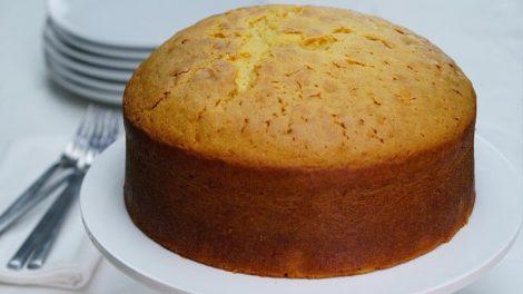 طرز تهیه کیک ساده