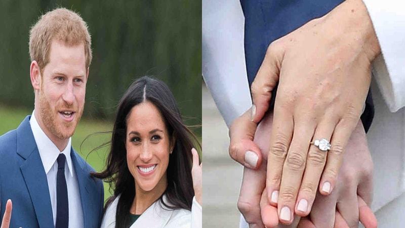 حلقه ازدواج عروس ملکه