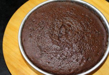 کیک بدون فر خوشمزه