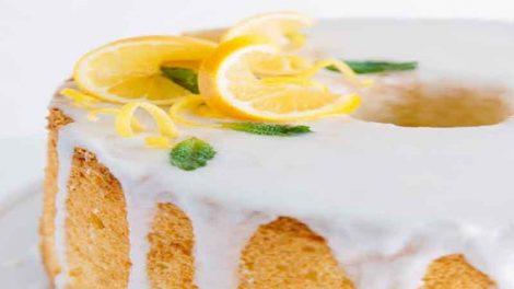 تزیین کیک خانگی بدون خامه