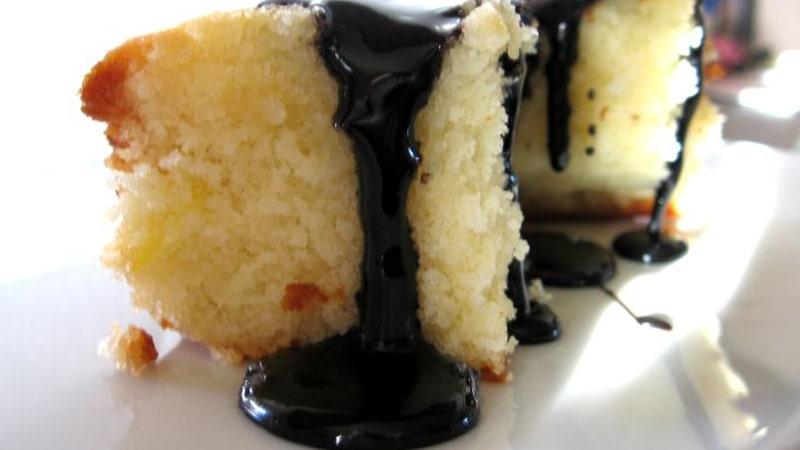 طرز تهیه شکلات روی کیک