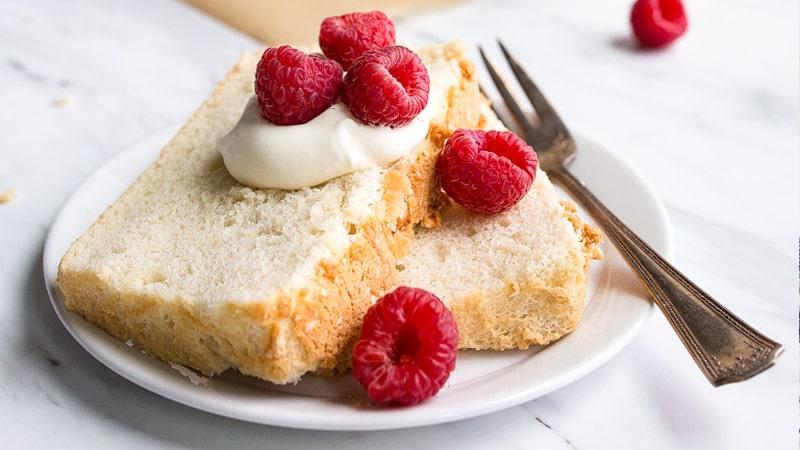 طرز تهیه کیک صبحانه ساده